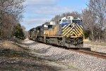 CREX 1432 runs NS 111 east towards Wentzville