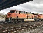 BNSF 7092