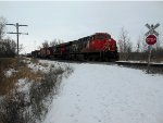 CN 2833 and CN 3095