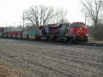 CN 2933 and CN 3020