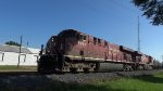 CP 8768 & 8805 southbound with CP 473