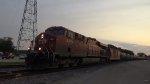 CP 8884 northbound on CP 575