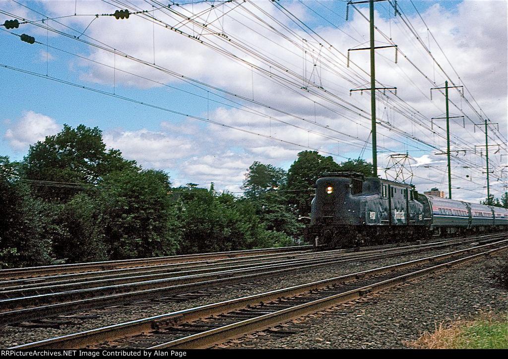 Amtrak GG1 4900 series