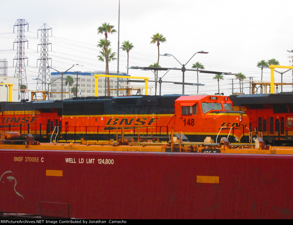 BNSF 148