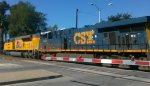 UP 3053 with CSX 5441 KSILB