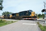 CSX 417 on southbound Q541-31  at Crosslane Road