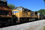 UP 3889 on southbound CSX freight
