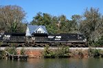 NS 9852 on NS 16t at Concord