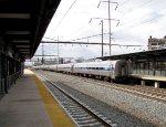NJ Chamber of Commerce train