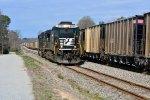 cruising down the siding