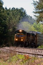 27T coming into Pacolet