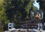 Dark Train on a Bright Day