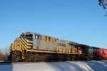 Northbound CN Mixed Manifest, Adolph, MN