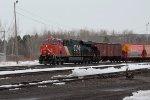 CN 2983 at Steelton Yard