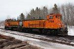 BNSF  3704, BNSF 3429
