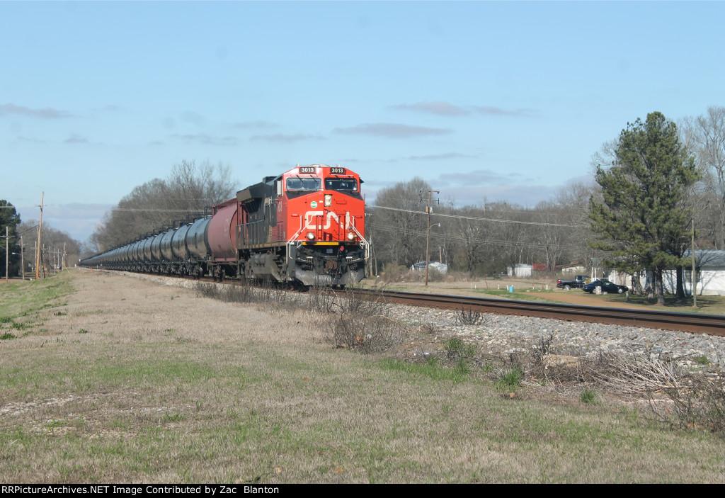 U70641 (Turk, MB-Geismar, LA)