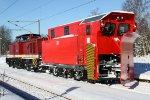 Snow plow SPM 520