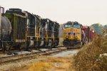 NS 9167 & NS 9731