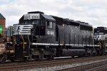A Blank SD40-2