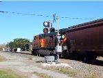 BNSF 7454 Rear DPU