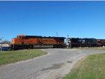 BNSF 7289 South