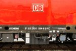 Vectron 191 014 - DB Cargo Italia