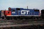 GT GP38-2 5858
