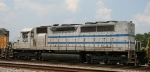 GCFX 3093 is in a consist on CSX 