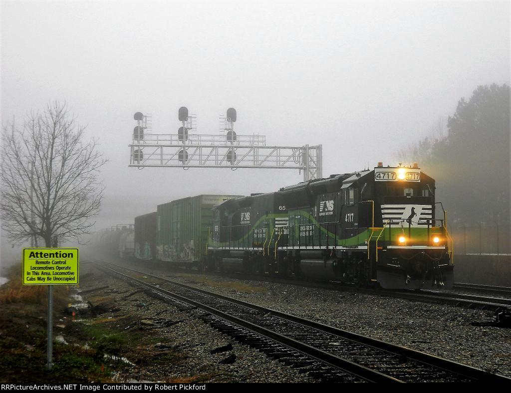 NS 4717 (GP33ECO) 655 (RP-M4C) ECO SLUG