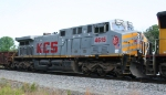 KCS 4615 is the trailing unit on NS train 350