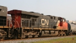 CN 2241 trails CN 8014 on train K898