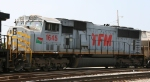 TFM 1645 arrives in Pomona Yard on train 58A