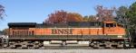 BNSF 1102 is on CSX train F728