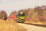 NS 1068 Erie leading NS 228