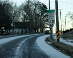 Snow in Pittsylvania County!