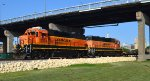 BNSF 2333 and 2016
