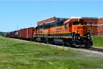BNSF 2013 and 3163