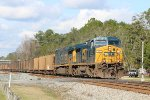 CSX K929 w/ Spirit of Louisville on the lead