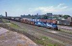 Conrail #6809 & #6705