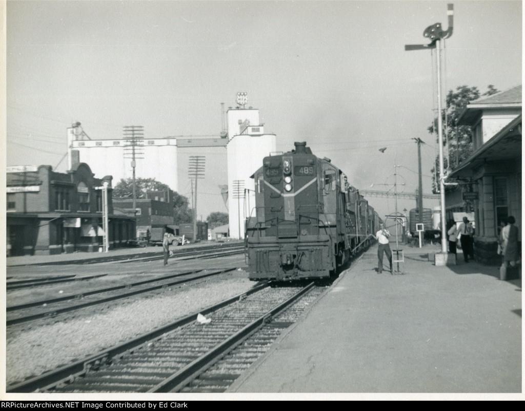 Wabash Depot   Mexico Missouri 1964-1968