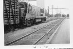 Wabash switcher  just East of Jefferson st. crossing 1965-68?
