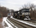 NS 9073 and NJT 3504
