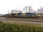 CSX 8755 and 3264