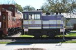 ACL 508 (engine) SAL 5735 (caboose)