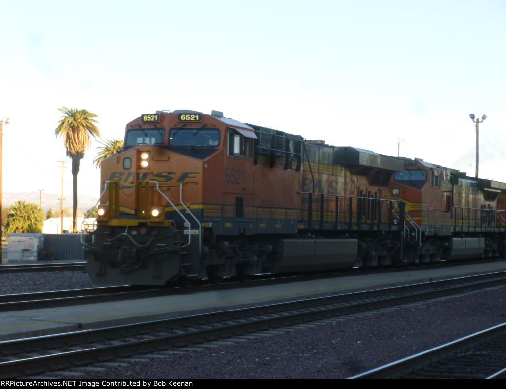 BNSF 6521