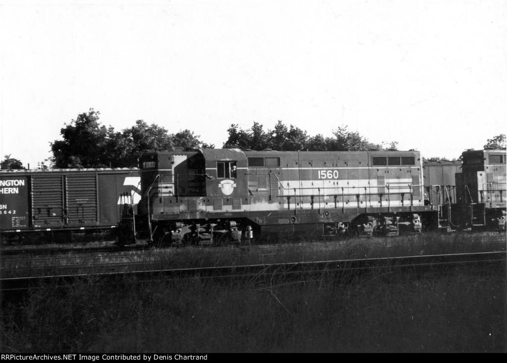 Chasing Boston and Maine 1973