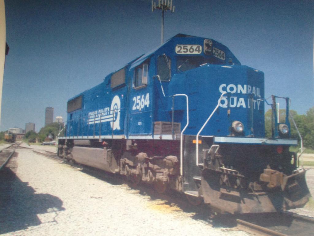 CR SD70 2564