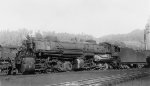 CRR 2-8-8-2 #737 - Clinchfield RR
