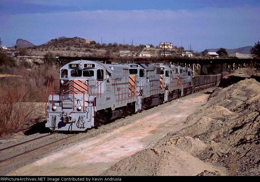 Copper Basin OT1