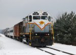 ELDCPS's excursion Christmas Train to the Past awaits its passengers